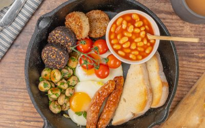 Traditional Irish Breakfast Fry Recipe